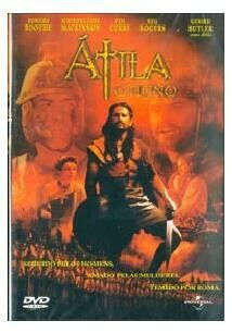 ATILA, O HUNO - DVD