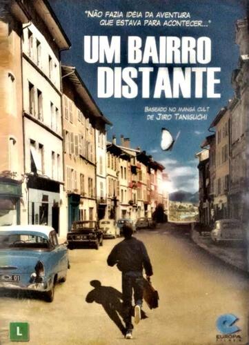 UM BAIRRO DISTANTE - DVD