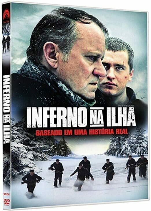 INFERNO NA ILHA - DVD