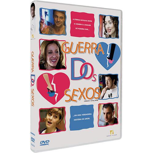 GUERRA DOS SEXOS - DVD