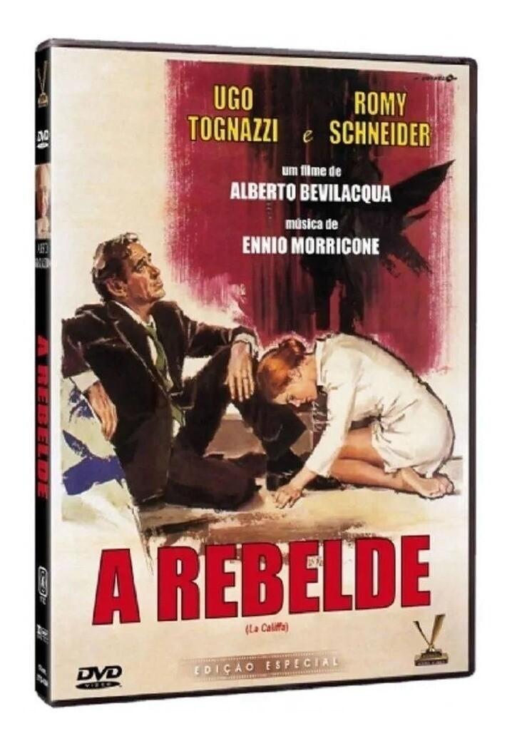 A REBELDE - DVD