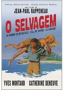 O SELVAGEM - DVD