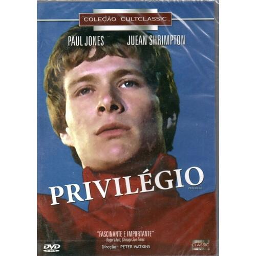 PRIVILEGIO - DVD