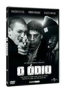O ODIO - DVD