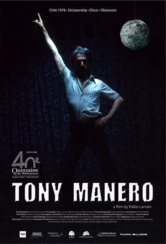 TONY MANERO - DVD