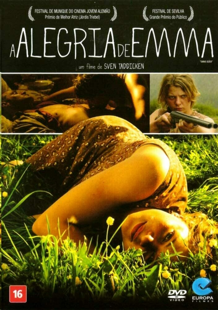 A ALEGRIA DE EMMA - DVD