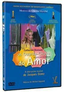 OS GUARDA CHUVAS DO AMOR - DVD