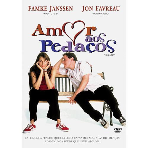 AMOR AOS PEDACOS - DVD