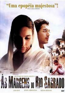 AS MARGENS DO RIO SAGRADO - DVD