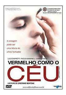 VERMELHO COMO A CEU - DVD