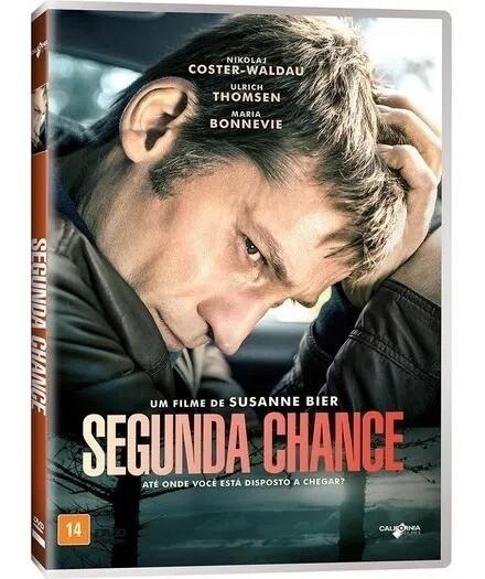 SEGUNDA CHANCE - DVD