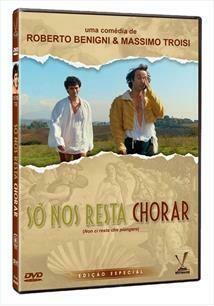 SO NOS RESTA CHORAR - DVD