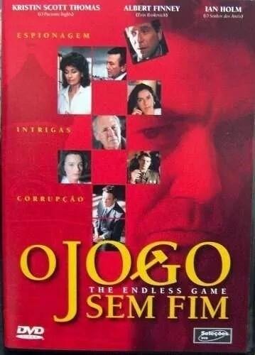 O JOGO SEM FIM - DVD