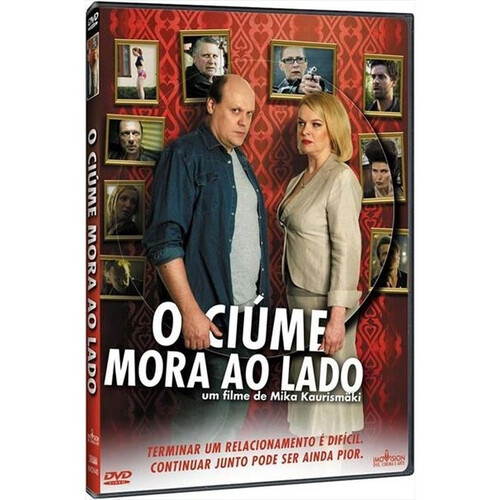 O CIUME MORA AO LADO - DVD