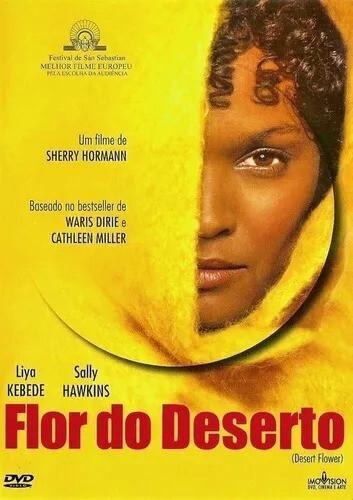 FLOR DO DESERTO - DVD