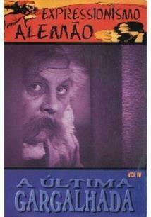 A ULTIMA GARGALHADA - DVD