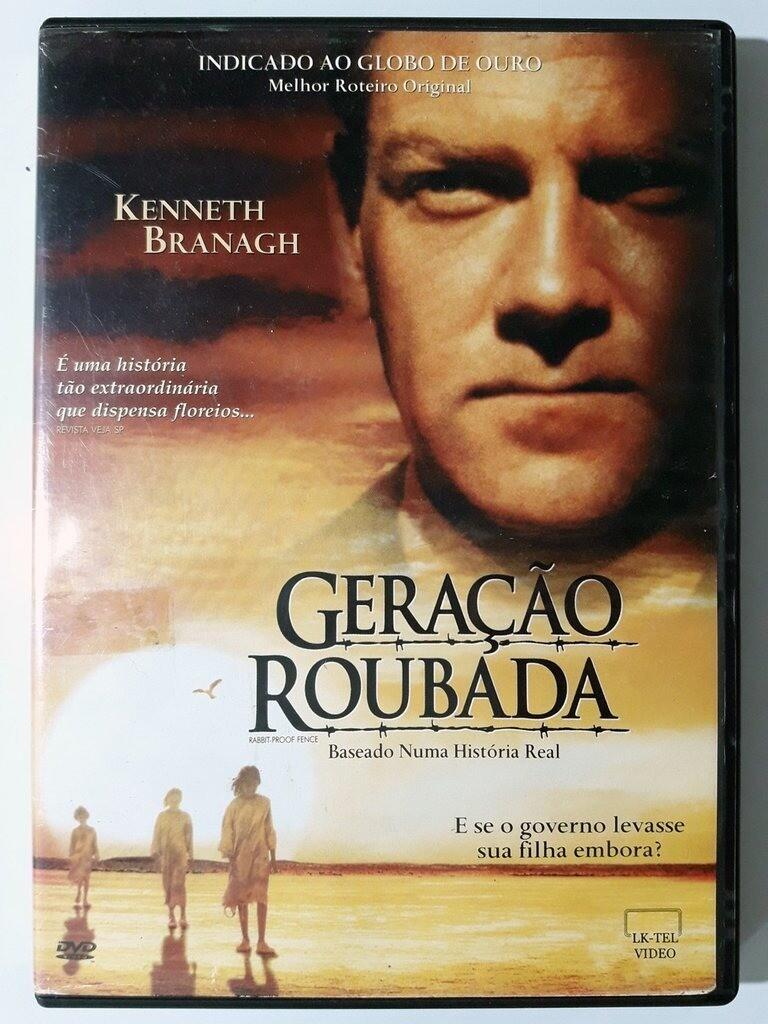 GERACAO ROUBADA - DVD