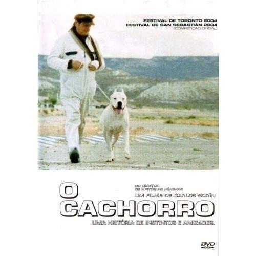 O CACHORRO - DVD