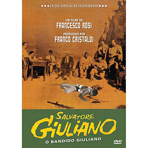 SALVATORE GIULIANO - DVD