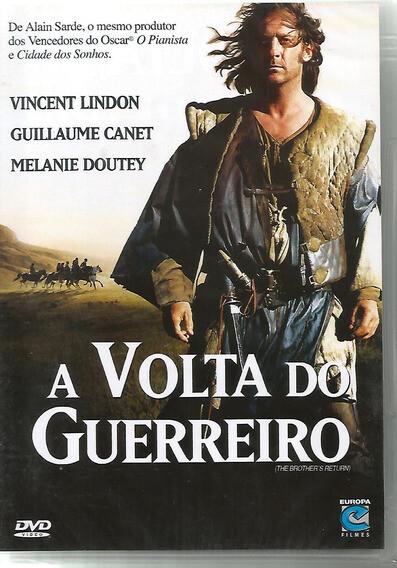 A VOLTA DO GUERREIRO - DVD