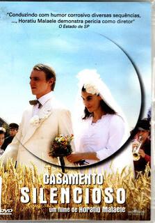 CASAMENTO SILENCIOSO - DVD