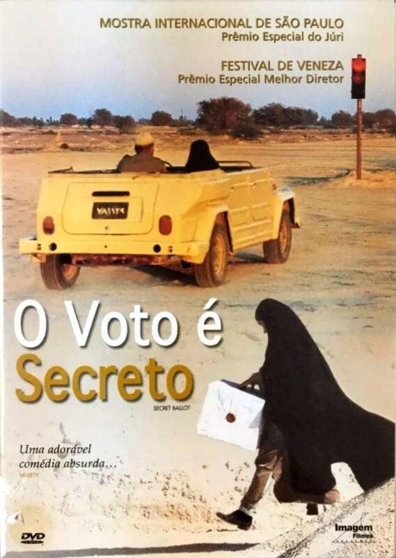 O VOTO E SECRETO - DVD