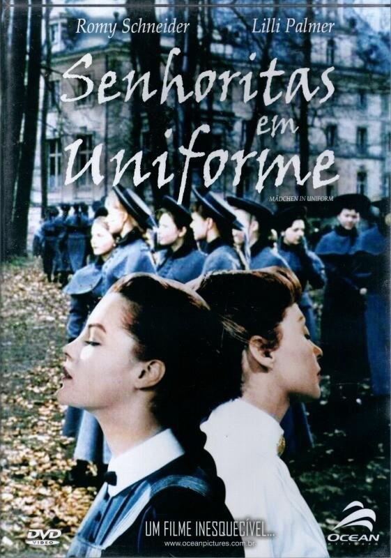 SENHORITAS EM UNIFORME - DVD