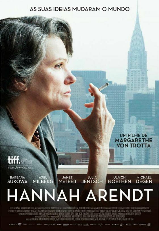 HANNAH ARENDT - DVD