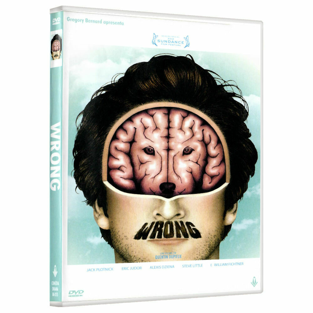 WRONG - DVD