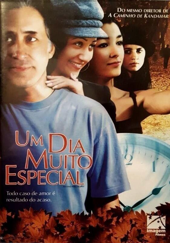 UM DIA MUITO ESPECIAL - DVD