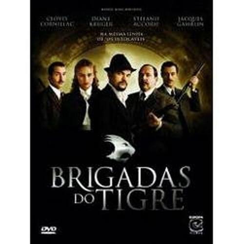 BRIGADAS DO TIGRE - DVD