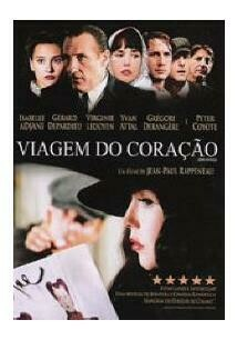 VIAGEM DO CORACAO - DVD