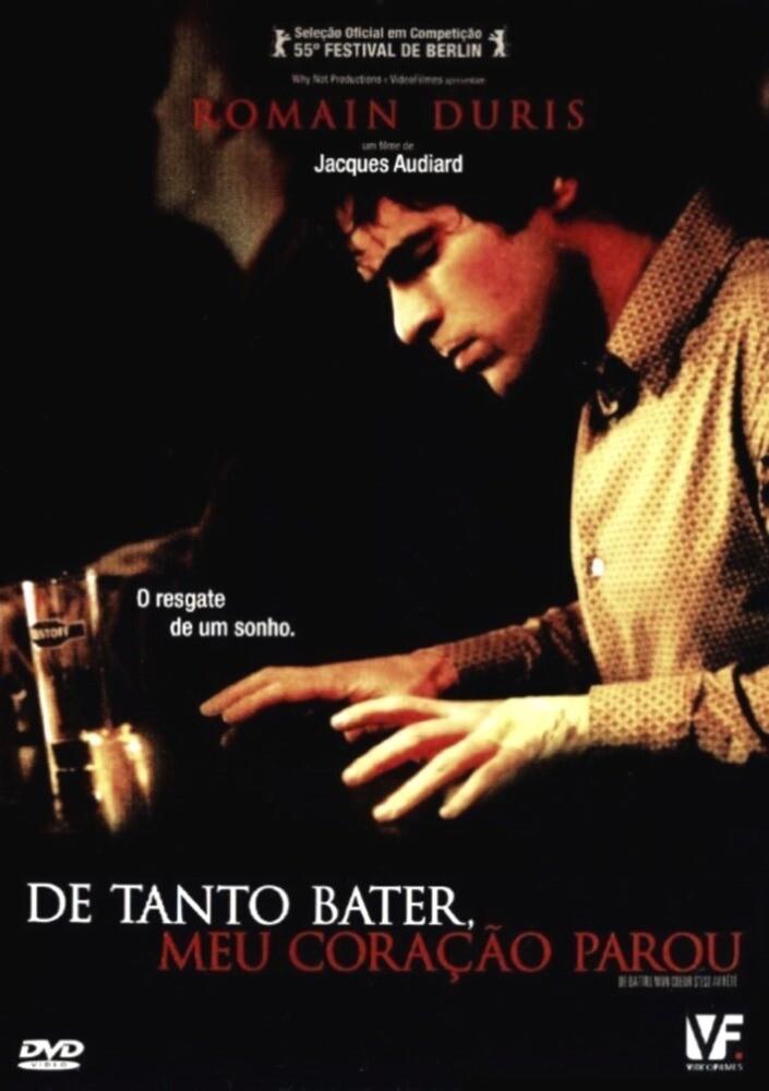DE TANTO BATER MEU CORACAO PAROU - DVD