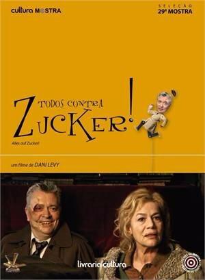 TODOS CONTRA ZUCKER - DVD