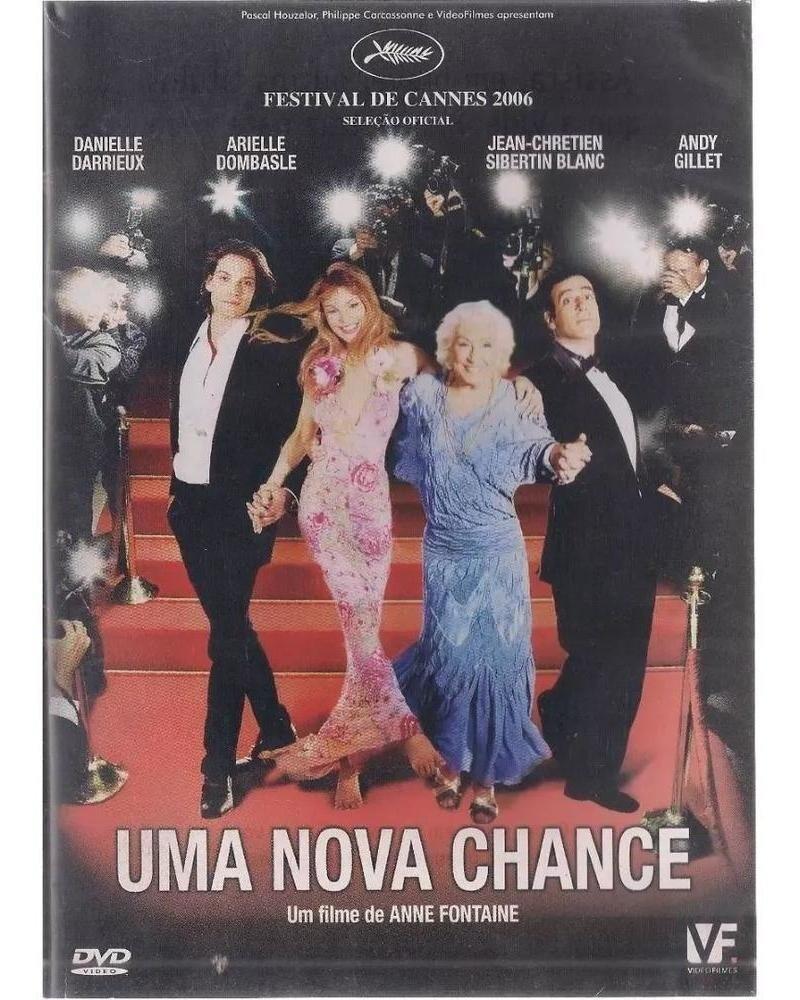 UMA NOVA CHANCE - DVD