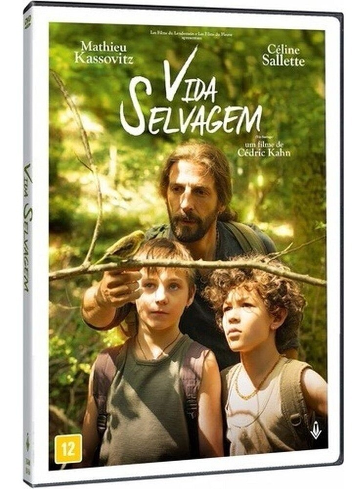 VIDA SELVAGEM - DVD
