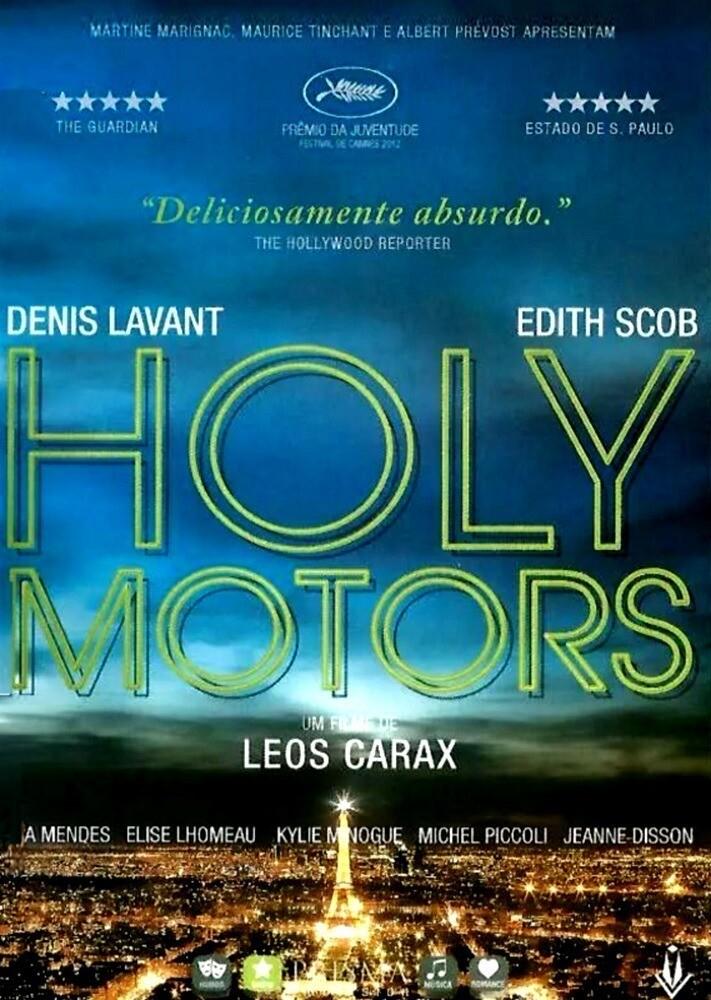 HOLY MOTORS - DVD