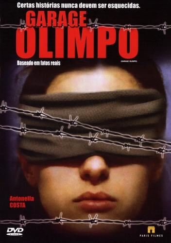 GARAGE OLIMPO - DVD