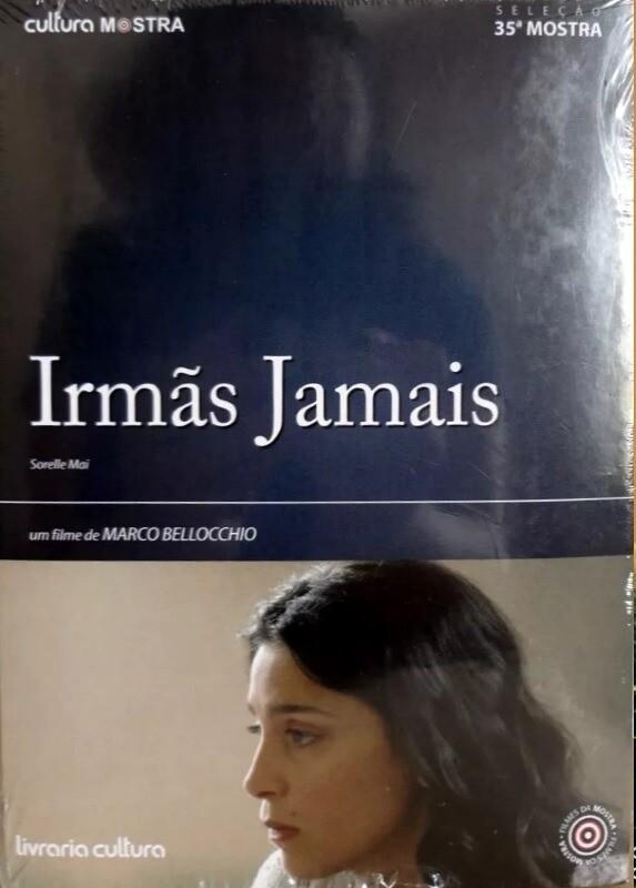 IRMAS JAMAIS - DVD