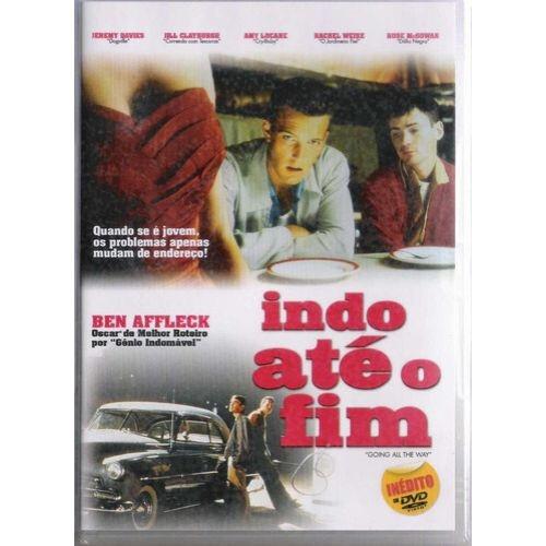 INDO ATE O FIM - DVD