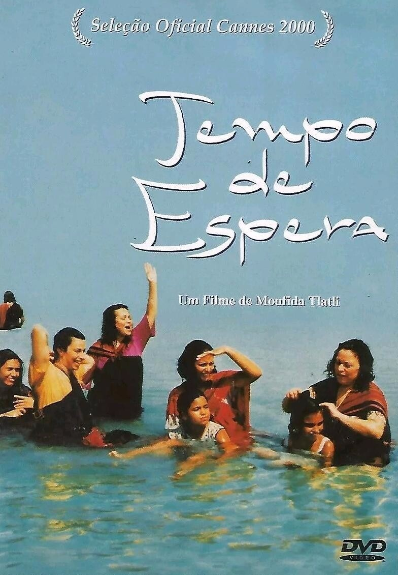 TEMPO DE ESPERA - DVD