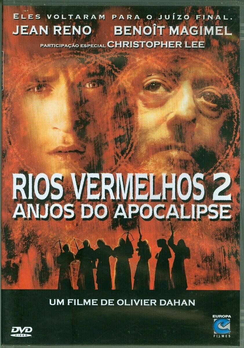 RIOS VERMELHOS 2 - DVD