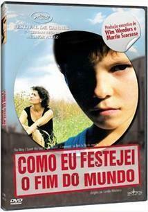 COMO EU FESTEJEI O FIM DO MUNDO - DVD