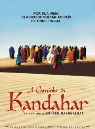 A CAMINHO DE KANDAHAR - DVD