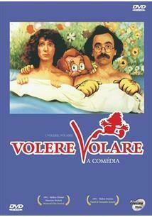 VOLERE VOLARE - DVD