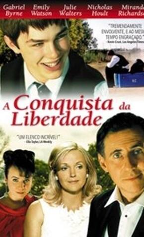CONQUISTA DA LIBERDADE - DVD
