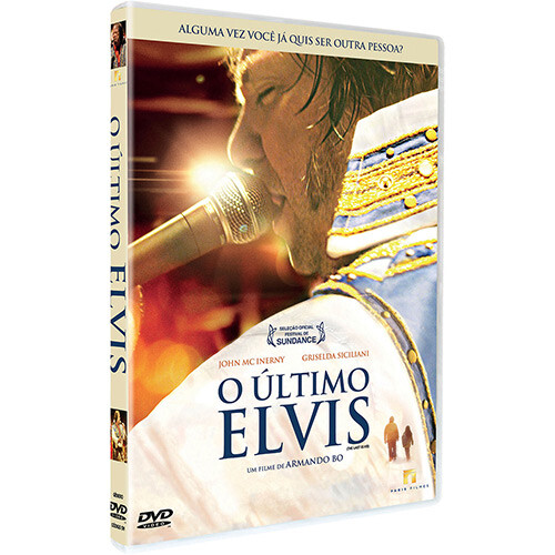 O ULTIMO ELVIS - DVD