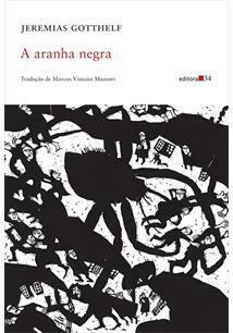 A ARANHA NEGRA - JEREMIAS GOTTHELF
