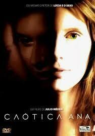 CAOTICA ANA - DVD