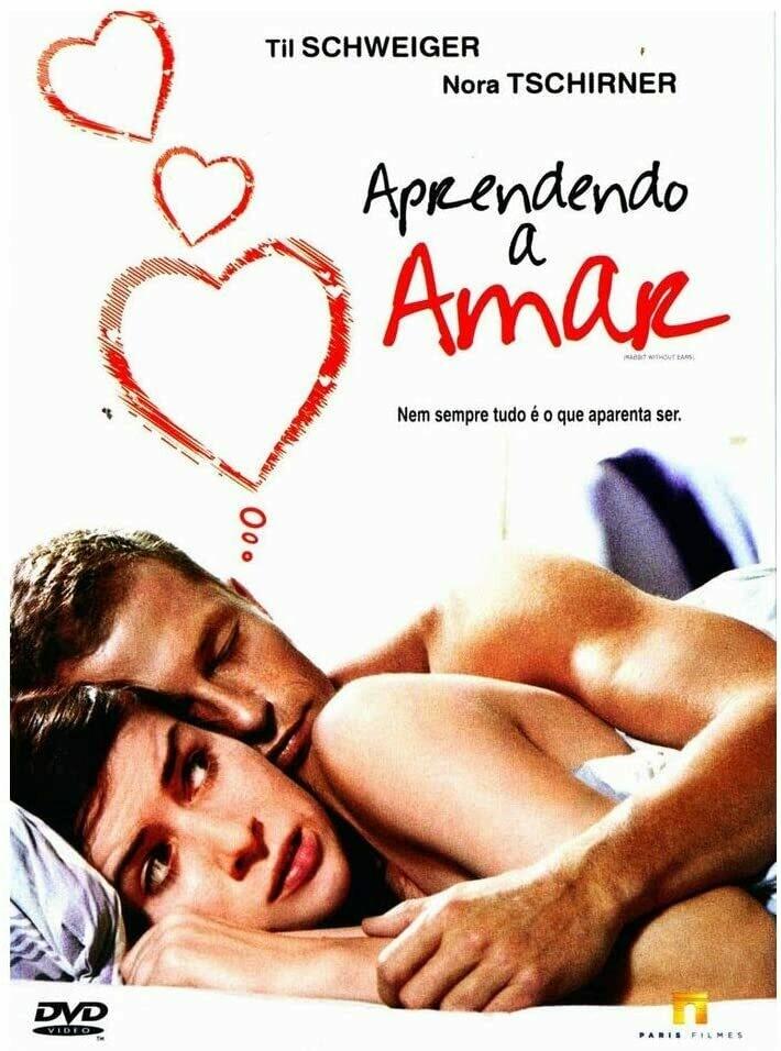 APRENDENDO A AMAR - DVD